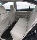 subaru legacy 2012 dk  blue sedan 2 5i premium gasoline 4 cylinders all whee drive autostick 55811