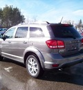 dodge journey 2013 gray suv crew flex fuel 6 cylinders front wheel drive automatic 44024
