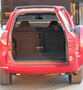 toyota rav4 2007 red suv gasoline 4 cylinders front wheel drive automatic 33884