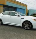 kia optima 2013 white sedan sx w sunroof w navigation gasoline 4 cylinders front wheel drive automatic 32901