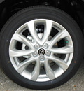 mazda cx 5 2014 meteor gray mica grand touring w sunroof w navi gasoline 4 cylinders front wheel drive automatic 32901