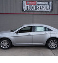 chrysler 200 2013 silver sedan limited flex fuel 6 cylinders front wheel drive shiftable automatic 78028