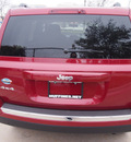 jeep patriot 2013 red suv latitude gasoline 4 cylinders 4 wheel drive automatic 75093