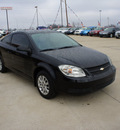 chevrolet cobalt 2010 black coupe xfe gasoline 4 cylinders front wheel drive manual 75141