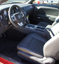 dodge challenger 2013 maroon coupe sxt plus flex fuel 6 cylinders rear wheel drive automatic 75110