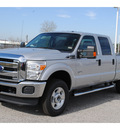 ford f 250 super duty 2013 silver xlt fx4 biodiesel 8 cylinders 4 wheel drive automatic 77532