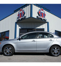 mitsubishi lancer 2008 silver sedan es gasoline 4 cylinders front wheel drive automatic 76541