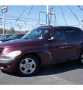 chrysler pt cruiser 2001 purple wagon limited gasoline 4 cylinders front wheel drive automatic 78654