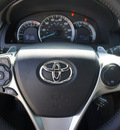 toyota camry 2013 black sedan se gasoline 4 cylinders front wheel drive automatic 75110