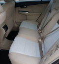 toyota camry hybrid 2013 gray sedan xle hybrid 4 cylinders front wheel drive automatic 76049