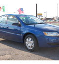 saturn ion 2006 blue sedan 2 gasoline 4 cylinders front wheel drive automatic 77504