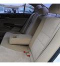 honda accord 2010 white sedan lx gasoline 4 cylinders front wheel drive automatic 77025