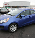 kia rio5 2013 electric blue hatchback ex gasoline 4 cylinders front wheel drive automatic 19153