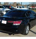 honda accord 2011 black sedan ex gasoline 4 cylinders front wheel drive automatic 77339
