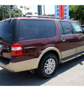 ford expedition el 2012 red suv xlt flex fuel 8 cylinders 2 wheel drive automatic 78644