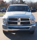 ram 2500 2012 white st diesel 6 cylinders 4 wheel drive automatic 76051