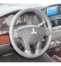 mitsubishi galant 2012 silver sedan se gasoline 4 cylinders front wheel drive automatic 77094