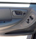chrysler town and country 2005 blue van touring gasoline 6 cylinders front wheel drive automatic 77074