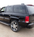 cadillac escalade 2004 black suv lux gasoline 8 cylinders all whee drive automatic 78064