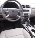 ford fusion 2012 silver sedan se flex fuel 6 cylinders front wheel drive automatic 78861