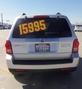 mazda tribute hybrid 2009 silver suv touring hybrid 4 cylinders front wheel drive automatic 90241