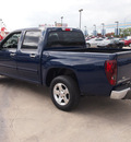 gmc canyon 2012 blue sle 1 gasoline 5 cylinders 2 wheel drive automatic 78130