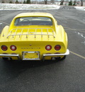 chevrolet corvette 1972 yellow coupe gasoline v8 rear wheel drive automatic 17972