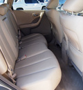 nissan murano 2007 silver suv sl gasoline 6 cylinders front wheel drive automatic 76018
