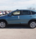honda cr v 2013 blue suv ex gasoline 4 cylinders all whee drive automatic 28557