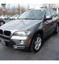 bmw x5 2007 gray suv 3 0si gasoline 6 cylinders all whee drive shiftable automatic 07755