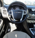 chrysler 200 2013 white sedan limited flex fuel 6 cylinders front wheel drive shiftable automatic 60915