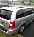 chrysler town and country 2012 silver van touring l flex fuel 6 cylinders front wheel drive automatic 08812