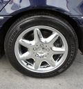 mercedes benz c class 2002 blue wagon c320 gasoline 6 cylinders rear wheel drive automatic 92882