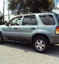 ford escape 2005 green suv xlt gasoline 6 cylinders front wheel drive automatic 32901