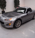 mazda mx 5 miata 2010 silver grand touring gasoline 4 cylinders rear wheel drive automatic 91731