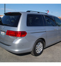 honda odyssey 2010 silver van ex gasoline 6 cylinders front wheel drive automatic 93955