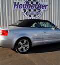 audi a4 2006 light silver 1 8t gasoline 4 cylinders front wheel drive automatic 80905
