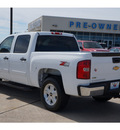 chevrolet silverado 1500 2007 white lt1 flex fuel 8 cylinders 4 wheel drive automatic with overdrive 77471