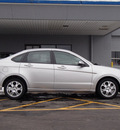 ford focus 2009 gray sedan ses gasoline 4 cylinders front wheel drive automatic with overdrive 61832