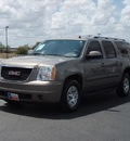 gmc yukon xl 2007 brown suv sle 1500 gasoline 8 cylinders rear wheel drive automatic 78064