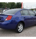 saturn ion 2006 blue sedan 2 gasoline 4 cylinders front wheel drive automatic with overdrive 77008