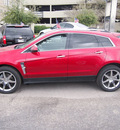 cadillac srx 2010 red suv performance collection gasoline 6 cylinders front wheel drive automatic 77002