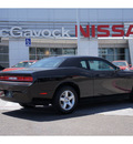dodge challenger 2010 black coupe se gasoline 6 cylinders rear wheel drive automatic 79119