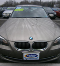 bmw 528i 2009 gold sedan xdrive gasoline 6 cylinders all whee drive automatic 13502
