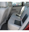chevrolet impala 2008 red sedan lt flex fuel 6 cylinders front wheel drive automatic 76801