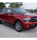 ford f 150 2013 ruby red fx2 gasoline 6 cylinders 2 wheel drive automatic 77375