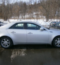 cadillac cts 2009 silver sedan 3 6l v6 gasoline 6 cylinders rear wheel drive automatic 13502