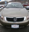 honda accord 2009 tan sedan lx p gasoline 4 cylinders front wheel drive automatic 13502