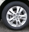 honda accord 2009 tan sedan lx p gasoline 4 cylinders front wheel drive automatic 13502