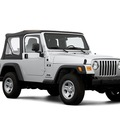 jeep wrangler 2006 suv sport gasoline 6 cylinders 4 wheel drive not specified 13502